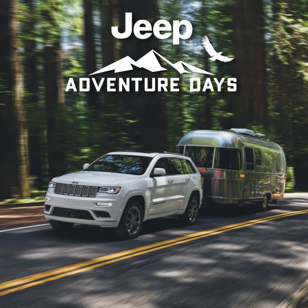 Jeep Grand Cherokee AdventureDays Get up to 7.5% off MSRP for cash discounts up to $7,500 on select 2021 Grand Cherokee models Rocky Mountain Dodge Alberta Red Deer