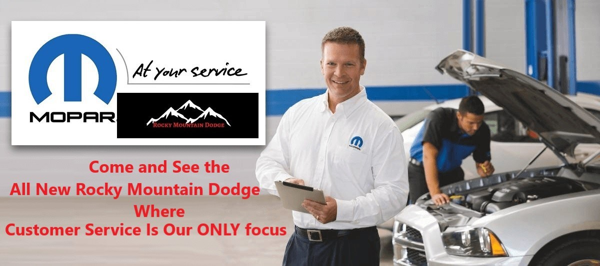 Mopar Service Specials Offers Incentives Alberta Rocky Mountain Dodge Red Deer Sylvan Lake Service Department