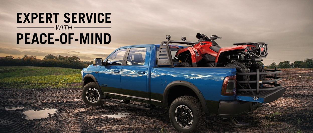 Ram Truck Service Specials Offers Incentives Alberta RockyMountain Dodge Red Deer Sylvan Lake
