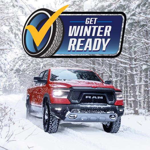 Ram Truck Service - Get Winter Ready  Maintenance packages starting at $99.95 - Rocky Mountain Dodge Alberta Red Deer Sylvan Lake