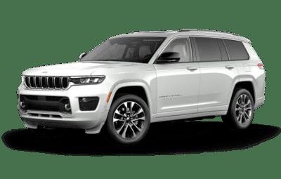 2021 Jeep GRAND CHEROKEE L Overland Rocky Mountain Dodge Alberta Red Deer Sylvan Lake