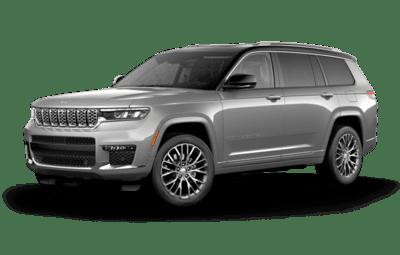 2021 Jeep GRAND CHEROKEE L Summit Reserve Rocky Mountain Dodge Alberta Red Deer Sylvan Lake